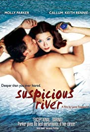 Suspicious River Poster