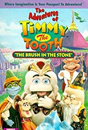 The Adventures of Timmy the Tooth: The Brush in the Stone Poster