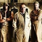 Joseph Fiennes, Brian Cox, Liam Cunningham, Dominic Cooper, and Seu Jorge in The Escapist (2008)