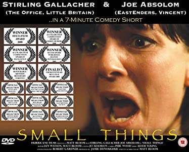 Watching you movie clip 2 Small Things UK [BluRay]