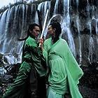 Maggie Cheung and Tony Chiu-Wai Leung in Ying xiong (2002)