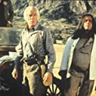 Lee Marvin and Oliver Reed in The Great Scout & Cathouse Thursday (1976)