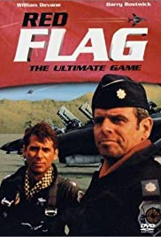 Red Flag: The Ultimate Game Poster