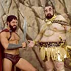 Ken Davitian and Sean Maguire in Meet the Spartans (2008)