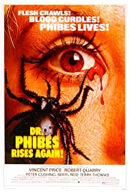 Dr. Phibes Rises Again Poster - Movie Forum, Cast, Reviews