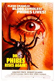 Dr. Phibes Rises Again (1972) Poster - Movie Forum, Cast, Reviews