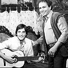 Stênio Garcia and Fábio Jr. in O Amor É Nosso (1981)