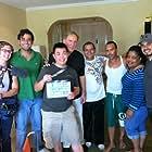 Panchito Gómez, Vincent Rivera, Thomas Santiago Wright, Erick Ramirez, Panchito Gomez, and Ted Wisnewski in Unintentional Lie (2012)
