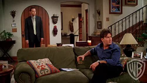 Two And A Half Men: Jake's A Regular Kid Extended Clip