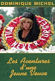 Les aventures d'une jeune veuve Poster