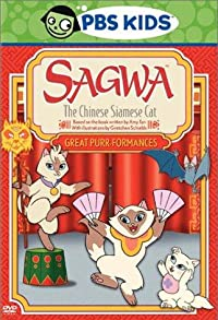 Primary photo for Sagwa, the Chinese Siamese Cat