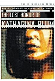 New movies sites watch Die verlorene Ehre der Katharina Blum West Germany [pixels]