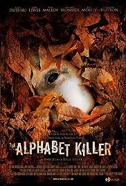 The Alphabet Killer Poster
