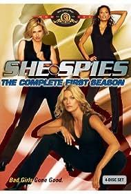 Natasha Henstridge, Kristen Miller, and Natashia Williams in She Spies (2002)