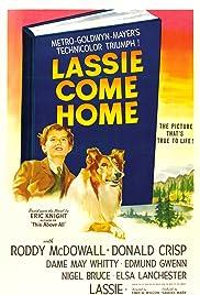 Lassie Come Home (1943) 720p
