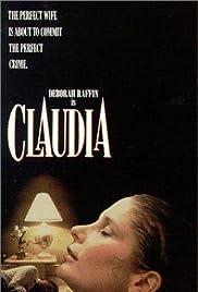 Claudia Poster