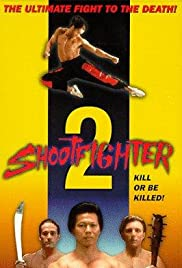 Shootfighter II Poster