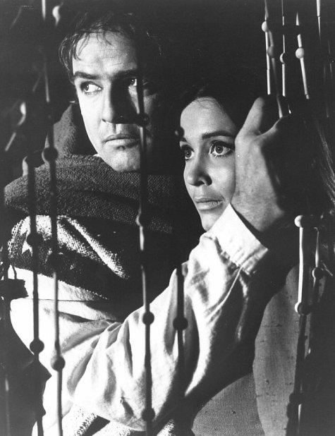 Marlon Brando and Anjanette Comer in The Appaloosa (1966)
