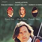 Daniel Auteuil, Vincent Perez, Marie Gillain, and Fabrice Luchini in Le bossu (1997)