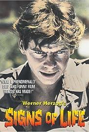 Lebenszeichen(1968) Poster - Movie Forum, Cast, Reviews