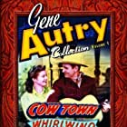 Gene Autry and Gail Davis in Whirlwind (1951)