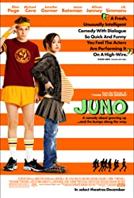 Michael Cera and Elliot Page in Juno (2007)