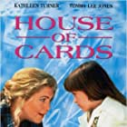 Kathleen Turner and Asha Menina in House of Cards (1993)