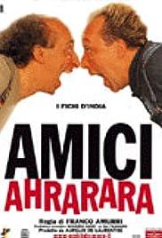 Amici ahrarara(2001) Poster - Movie Forum, Cast, Reviews