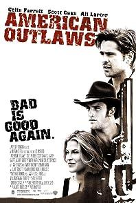 American Outlawsคาวบอยพันธุ์ระหำ