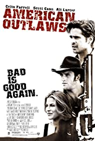 Scott Caan, Ali Larter, and Colin Farrell in American Outlaws (2001)