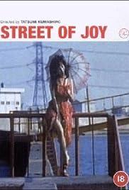 Street of Joy Poster