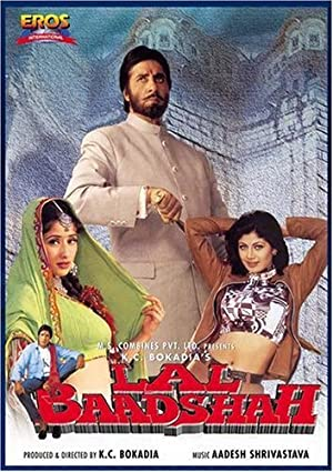 Amitabh Bachchan Lal Baadshah Movie