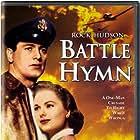 Rock Hudson and Martha Hyer in Battle Hymn (1957)