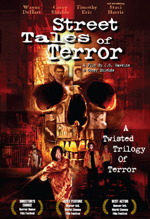Where to stream Street Tales of Terror