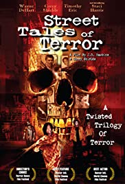 Street Tales of Terror Poster