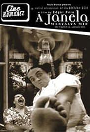 A Janela (Maryalva Mix) Poster