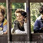 Zena Grey, Alex D. Linz, and Josh Peck in Max Keeble's Big Move (2001)