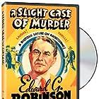Edward G. Robinson in A Slight Case of Murder (1938)