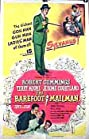 The Barefoot Mailman (1951) Poster