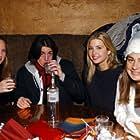 Bingo Gubelmann and Ivanka Trump at an event for Born Rich (2003)