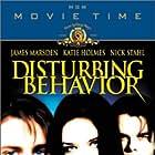 Nick Stahl, Katie Holmes, and James Marsden in Disturbing Behavior (1998)