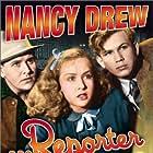 Bonita Granville and Frankie Thomas in Nancy Drew... Reporter (1939)