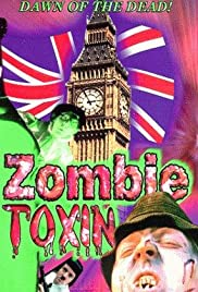 Zombie Toxin Poster