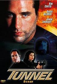 Daniel Baldwin, Kim Coates, and Janine Theriault in Tunnel (2002)