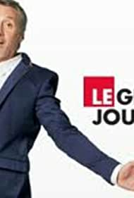 Antoine de Caunes in Le grand journal de Canal+ (2004)