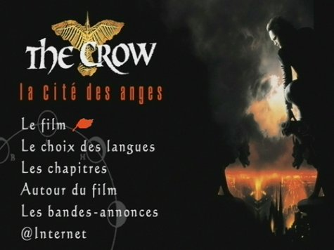The Crow City Of Angels 1996