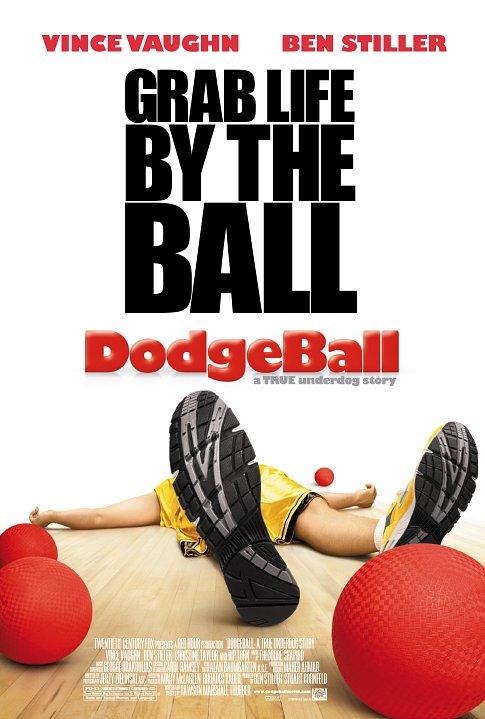 DodgeBall: A True Underdog Story مترجم