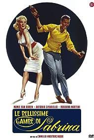 Mamie Van Doren in Le bellissime gambe di Sabrina (1958)
