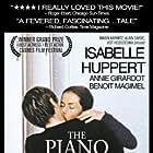 Isabelle Huppert and Benoît Magimel in La pianiste (2001)