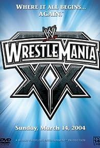 Primary photo for WrestleMania XX
